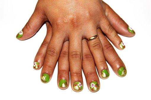 Decorated Nails, Artistic Nails, Fashion, Sets