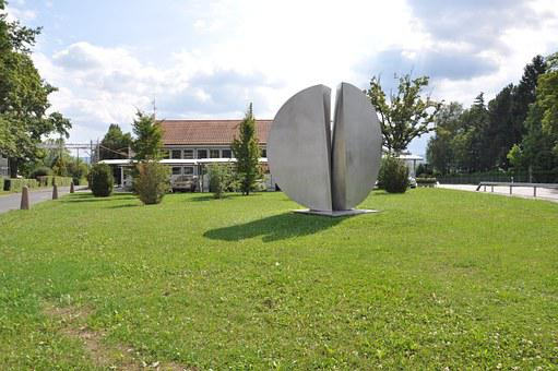 Laconnex, Sculpture, Geneva, Artwork, Stone, Design