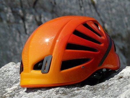 Climbing Helmet, Protection, Helm, Security, Climb