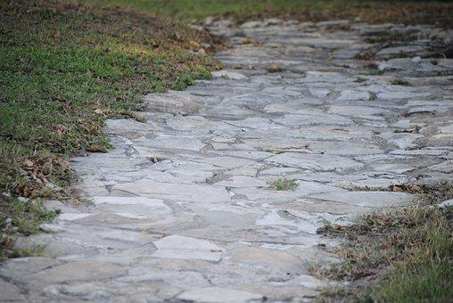 Path, Stone, Nature, Green, Garden, Natural, Rock