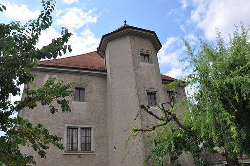 Castle Of Laconnex, Laconnex, Geneva, Villa, Villas