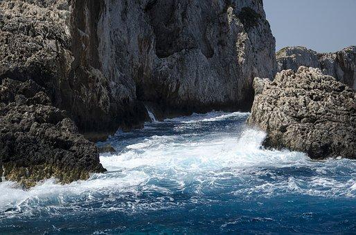 Greece, Sea, Zante, Travel, Landscape, Beach, Greek