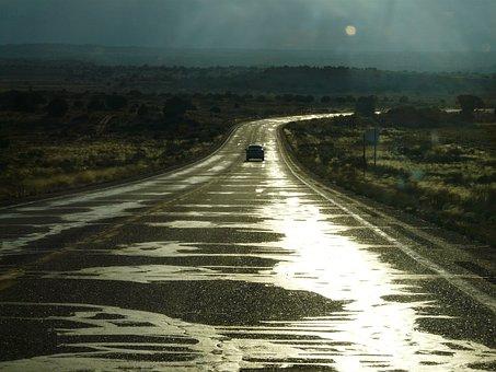 Road, Drive, Freedom, Asphalt, Wide, Infinity