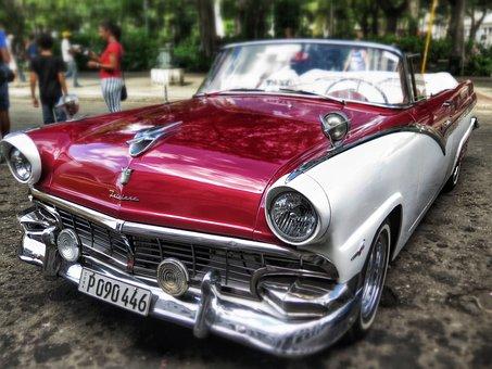 Oldtimer, Car, Vintage, Automobile, Classic, Vehicle