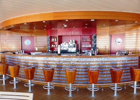 Drinking, Bar, Barstool, Alcohol, Modern, Tight, Hip