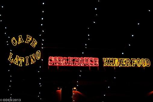 Pub Street, Siem Reap, Café, Restaurant, Beautiful
