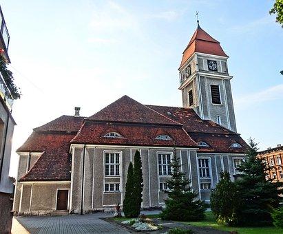 Saint Adalbert, Church, Bydgoszcz, Religious, Building