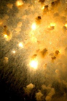 Fireworks, Explosion, Rupture