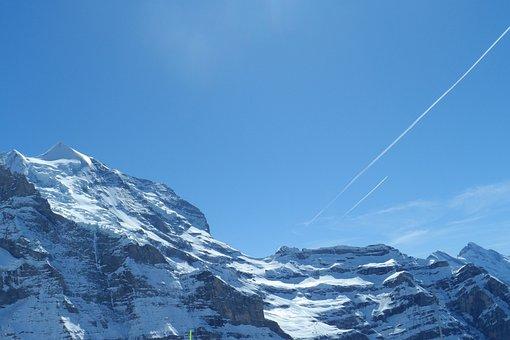 Swiss, Jungfraujoch, Snow