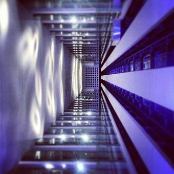 Elevator, Lift, Urban