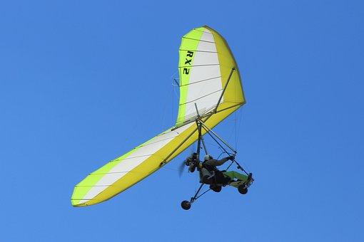 Ultra-light, Fly, Motorflug