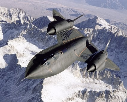 Ultra Sonic, Airplane, Jet, Nasa, High Speed, Aircraft