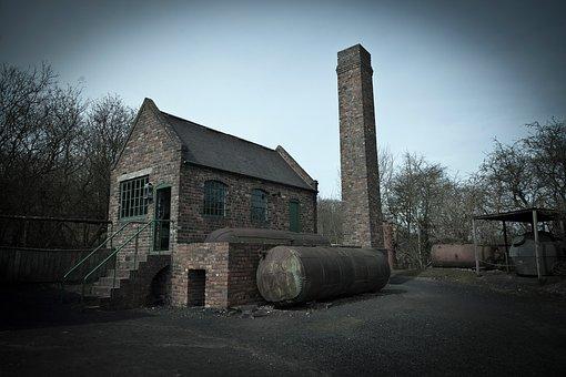 Steam, Victorian, Industrial, Dudley, Vintage