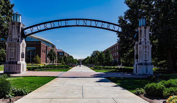 Purdue University, West Lafayette, Indiana, Arch