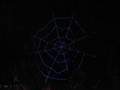 Light Effects, Cobweb, Grugapark, Parking Lights