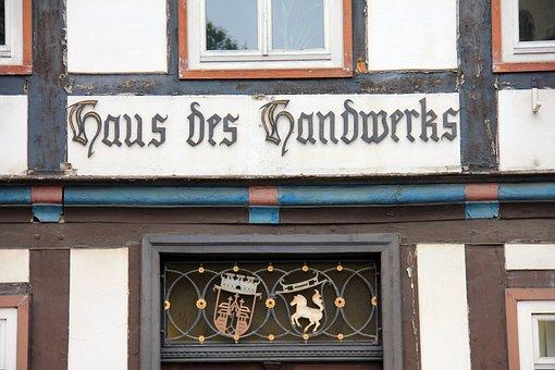 Building, Home, Truss, Fachwerkhaus, Old House