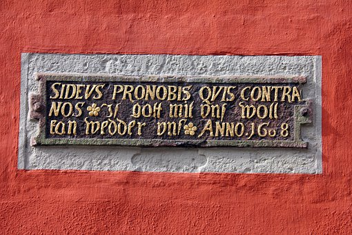 Inscription, Saying, Text, Building, Home, Font