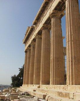 Parthenon, Greece, Acropolis
