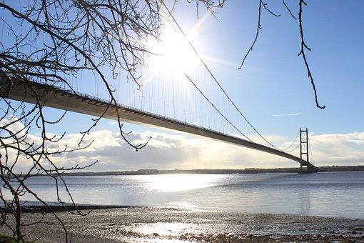 Humber Bridge, Bridge, Suspension Bridge