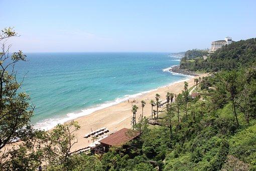 Chinese, Jeju Hotels, Private Beach, Chinese Beach