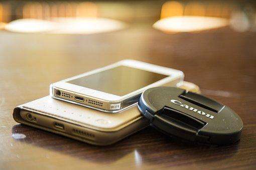 Iphone, Canon, Mobile, Beautiful, Collocation