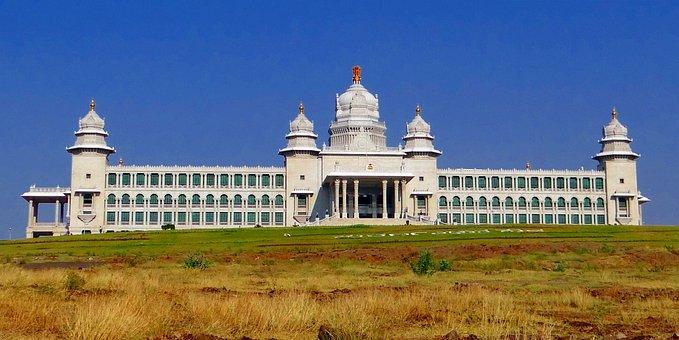 Suvarna Vidhana Soudha, Belgaum, Legislative Building