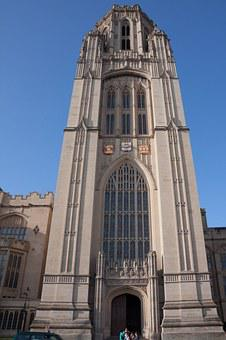 University, Tower, Bristol, Coat Of Arms, Historically