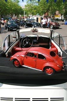Vw, Bug, Car