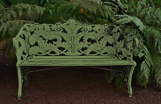 Park Bench, Bench, Seat, Nature, Relax, Outdoors