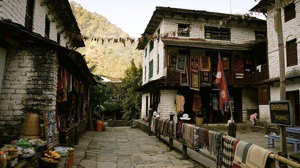 Nepal, Annapurna, Himalayas, Trekking, Hiking