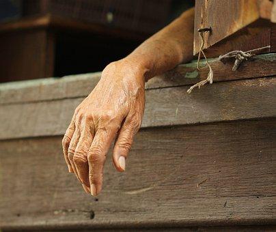 Hands, Mae, Provider, Jesse, Home