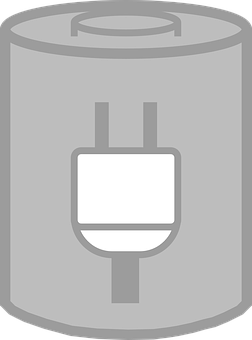 Ups, Computer, Inverter, Server, Gray Computer