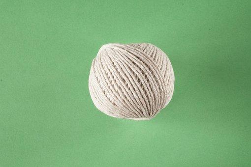 Rope, Knitting, Cord, Knaeul, Role, Natural Fiber