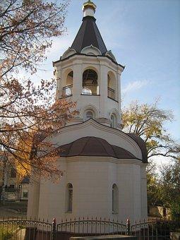 Stavropol, Komsomolskaya Hill, Chapel