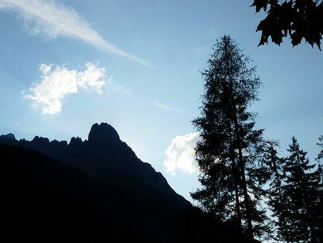 Lärcheck, Mountain, Wilderkaiser, Laerchegg