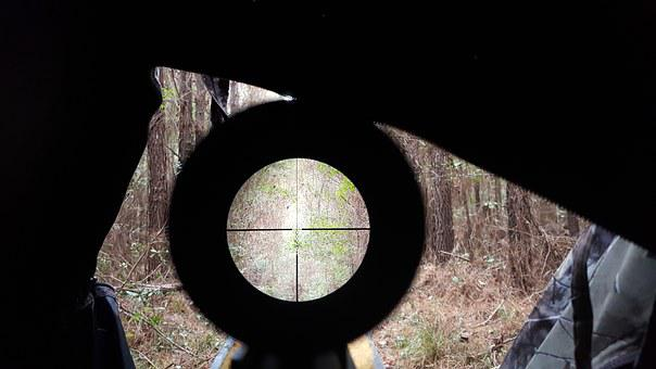 Nikon, Happywoman, Hunting, Scope, Target, 7m08