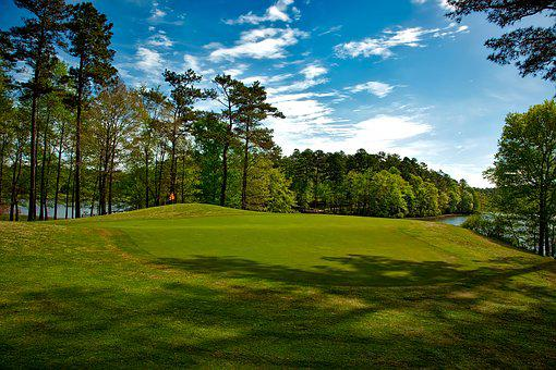 Grand National Golf Course, Opelika, Alabama, Landscape