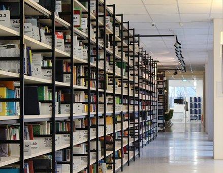 Library, Books, Shelving, Shelves, Reading, Culture