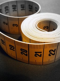 Tape Measure, Measure, Take Measurements, Number, Digit