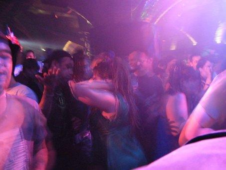 Dancing, Clubbing, Dancers, Nightclub, Disco, Party