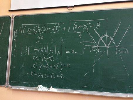 Mathematics, Algebra, Homework, School, Doskva, Mel