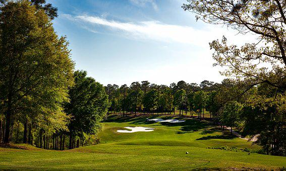 Magnolia Golf Course, Mobile, Alabama, Golfing