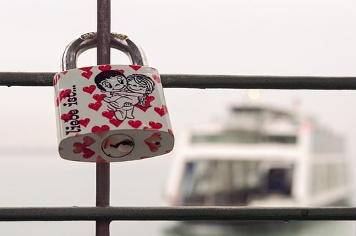 Love, Love Castle, Love Symbol, Love Locks, Grid