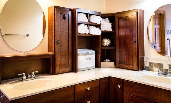Bathroom, Sinks, Mirrors, Medicine Cabinet