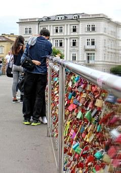 Pair, Love, Love Castle, Romance, Happy, Lovers