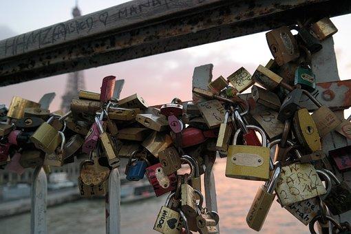 Paris, Love, Castles, France, Landmark