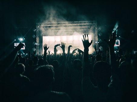 Crowd, Dance, Party, People, People Dancing, Disco