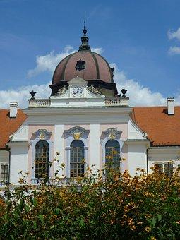 Marble Hall Is Considered, Piłsudski, Dome, Window
