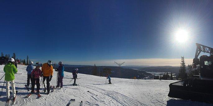 Slalom, Ski, Winter, Snow, Mountain, Cold, Mountainside