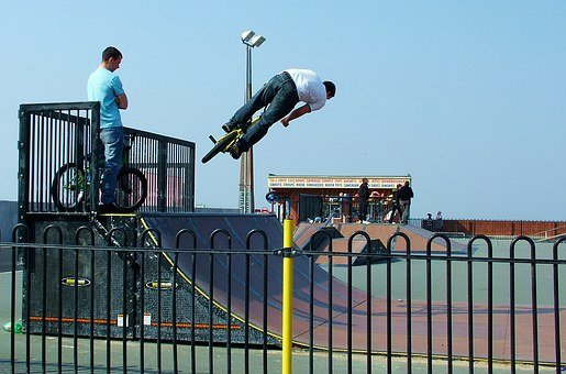 Bmx, Jump, Bike, Sport, Bicycle, Extreme, Trick, Ride